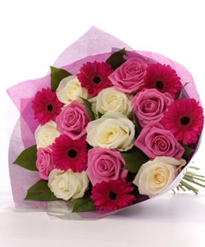 whites&pinks,onlinedelivery.gift,love,special,whiterose,pinkrose
