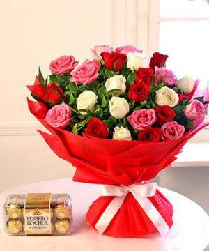 send flowers oman